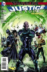 DC Comics's Justice League Issue # 30