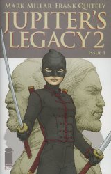 Image's Jupiter's Legacy 2 Issue # 1