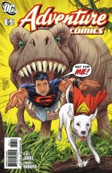 DC Comics's Adventure Comics Issue # 6