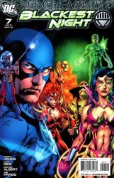 DC Comics's Blackest Night Issue # 7