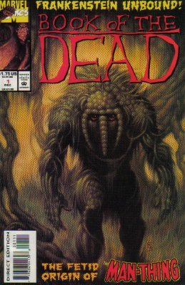 Book of the dead cartoon