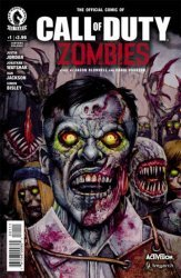 Dark Horse's Call of Duty: Zombies Issue # 1