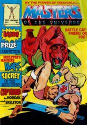 London Editions Magazines's Masters of the Universe Issue # 6