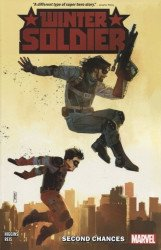 Marvel Comics's Winter Soldier  TPB # 1