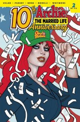 Archie Comics Group's Archie the Married Life: 10th Anniversary Issue # 2b