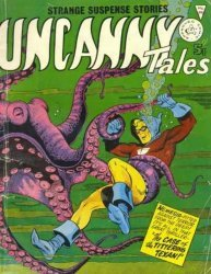 Alan Class & Company's Uncanny Tales Issue # 84