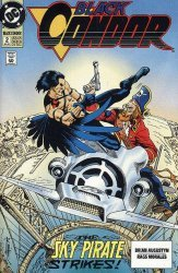 DC Comics's Black Condor Issue # 2