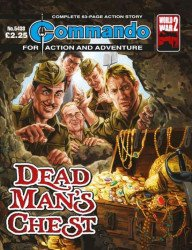 D.C. Thomson & Co.'s Commando: For Action and Adventure Issue # 5433