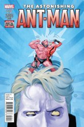 Marvel's Astonishing Ant-Man Issue # 10