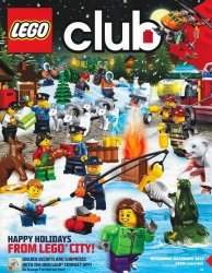 LEGO Systems's LEGO Club Magazine Issue nov/dec 2014