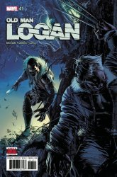 Marvel Comics's Old Man Logan Issue # 41