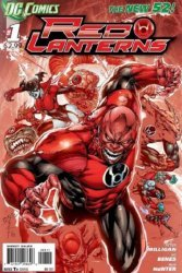 DC Comics's Red Lanterns Issue # 1