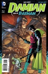 DC Comics's Damian: Son of Batman Issue # 1