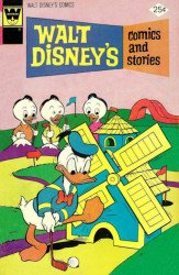 Gold Key's Walt Disney's Comics and Stories Issue # 412whitman