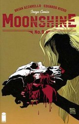 Image Comics's Moonshine Issue # 9