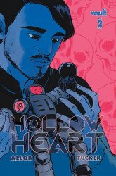 Vault Comics's Hollow Heart Issue # 2b