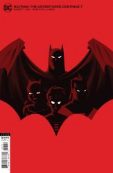 DC Comics's Batman: Adventures Continue Issue # 7b