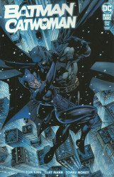 DC Black Label's Batman / Catwoman Issue # 1b