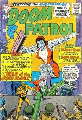 Doom Patrol Issue 97 Dc Comics