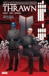 Marvel Comics's Star Wars: Thrawn TPB # 1