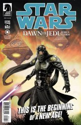 Dark Horse Comics's Star Wars: Dawn of the Jedi - Force Storm Issue # 1