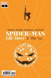 Marvel Comics's Spider-Man: Life Story Issue # 2