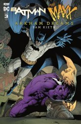 IDW Publishing's Batman / The Maxx: Arkham Dreams Issue # 3ri