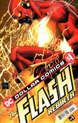 DC Comics's The Flash: Rebirth Issue # 1dollar comics