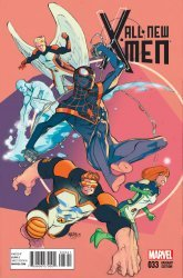 Marvel's All-New X-Men Issue # 33d