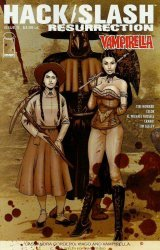 Image Comics's Hack/Slash: Resurrection Issue # 11