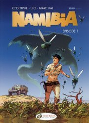 Cinebook's Namibia Soft Cover # 1