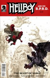 Dark Horse Comics's Hellboy and the B.P.R.D. - Beast of Vargu Issue # 1