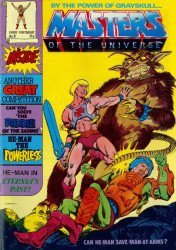 London Editions Magazines's Masters of the Universe Issue # 8