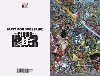Marvel Comics's Hunt For Wolverine: Claws Of A Killer  Issue # 1c