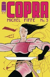 Image Comics's Copra Issue # 3