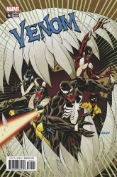 Marvel Comics's Venom Issue # 162b