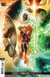 DC Comics's Justice League: Odyssey Issue # 12b