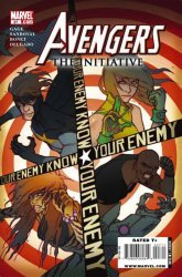 Marvel Comics's Avengers: The Initiative Issue # 27