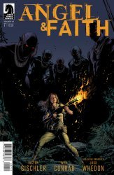 Dark Horse's Angel and Faith Season 10 Issue # 7b