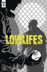 IDW Publishing's Lowlifes Issue # 2ri