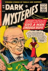 Master Publications's Dark Mysteries Issue # 24