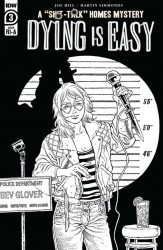 IDW Publishing's Dying is Easy Issue # 3c