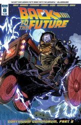 IDW Publishing's Back to the Future Issue # 8