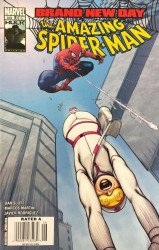 Marvel Comics's Amazing Spider-Man Issue # 559b
