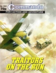 D.C. Thomson & Co.'s Commando: For Action and Adventure Issue # 3341