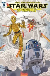 IDW Publishing's Star Wars Adventures Issue # 9ri
