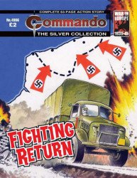 D.C. Thomson & Co.'s Commando: For Action and Adventure Issue # 4906