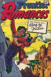 I. W. Enterprises's Frontier Romances Issue # 9