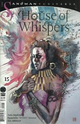 DC Black Label's House of Whispers Issue # 15