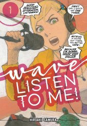 Kodansha Comics's Wave Listen To Me Soft Cover # 1
